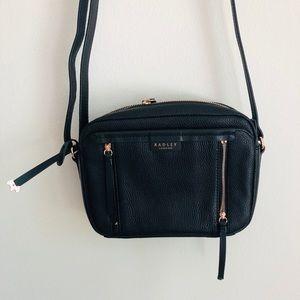 Radley London Leather Crossbody purse